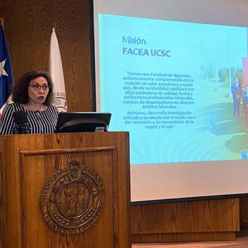 FACEA inició actividades de semana aniversario con Cuenta Anual