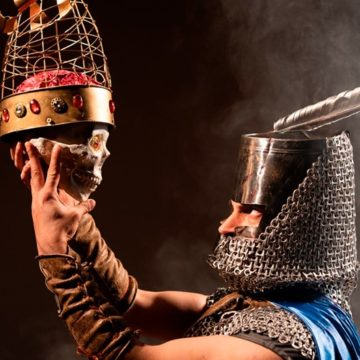Teatro UCSC estrena relectura de El Cid de Huidobro