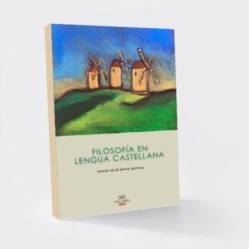 Libro destaca riqueza de la lengua castellana para expresar el pensamiento filosófico