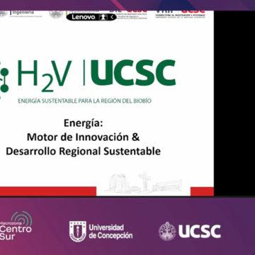 Iniciativas energéticas de la UCSC fueron parte de webinar que organizó seremi de CTCI macrozona sur