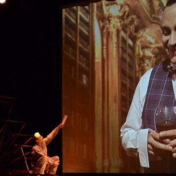 """Teatro: """"El Cid"""" tuvo función de estreno en la UCSC"""