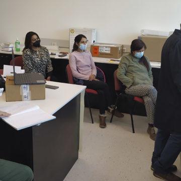 FIC Biobío Pellets suma analizador termogravimétrico para avanzar en investigaciones en ciencias e ingeniería